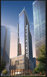 The 4 Largest Under Construction Office Buildings in NYC