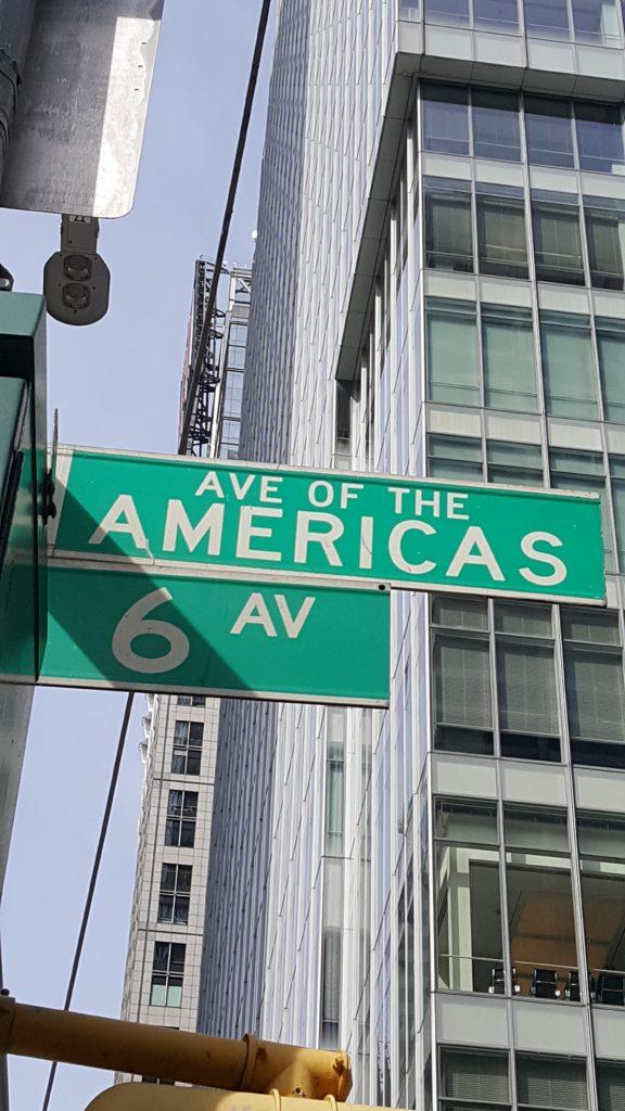 Sixth Avenue Office