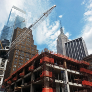 The 4 Largest Under Construction Office Buildings in NYC in 2015