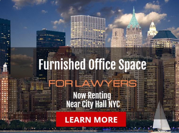Law Office Sublease