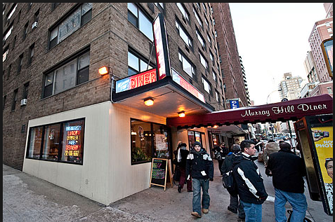 Murray Hill Diner