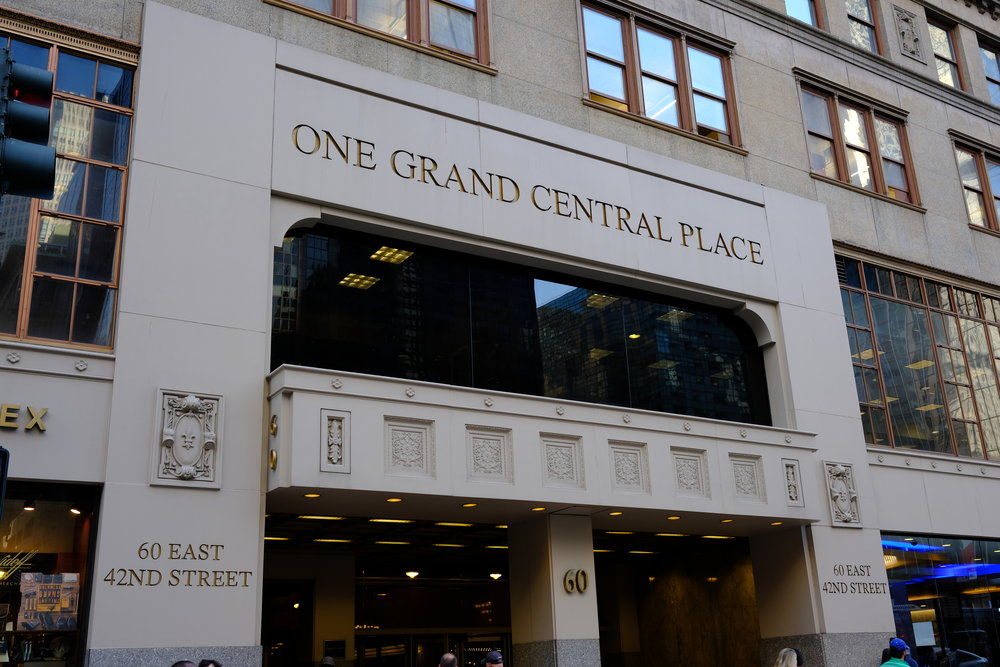 One Grand Central Place Office