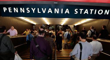 Penn Station Sublease
